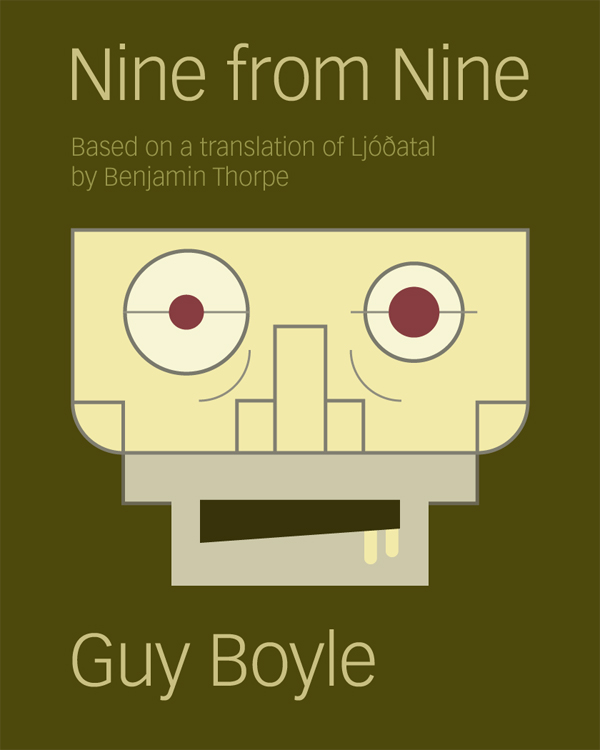 Guy Boyle NINE FROM NINE